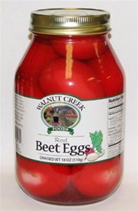 Beet Eggs