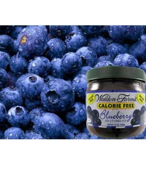 Blueberry spread Walden Farms Products