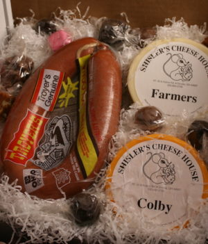 Gift Box #2: Troyer's Trail Bologna and Cheese