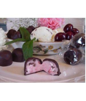 Heggy's Dark Chocolate Cherry Creams