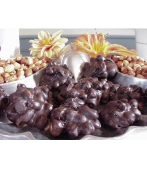 Heggy's Dark Chocolate Covered Peanuts