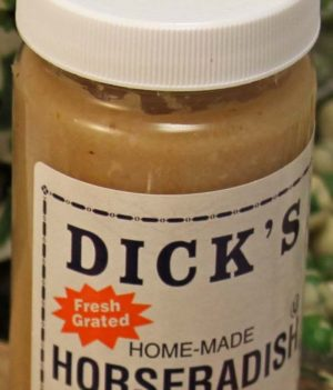 Dicks Home Made Horseradish