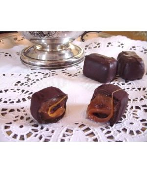 Heggy's Dark Chocolate Covered Caramels