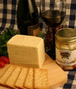 Garlic Cheddar