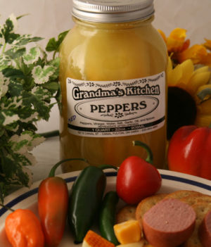 Grandma's Kitchen Medium Peppers