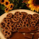 MilkChocolateCoveredPretzels
