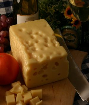 Sharp Swiss Cheese