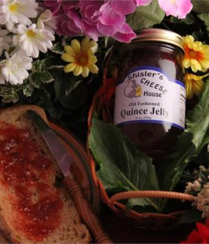 Shislers Quince Jelly