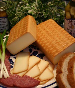 Smoked Swiss Cheese