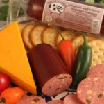 Summer Sausage with Jalapeno and Cheese