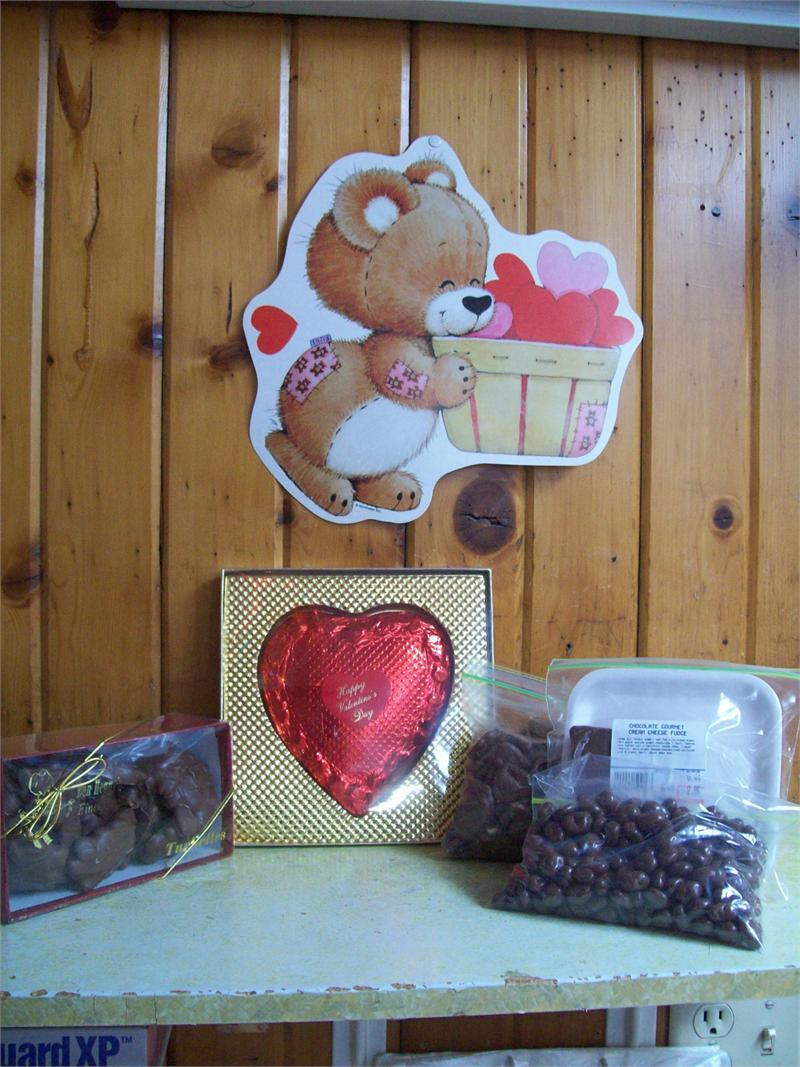 Valentines Day All Chocolate Gift Box