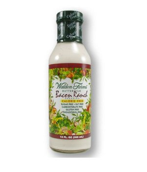 bacon ranch Walden Farms Products