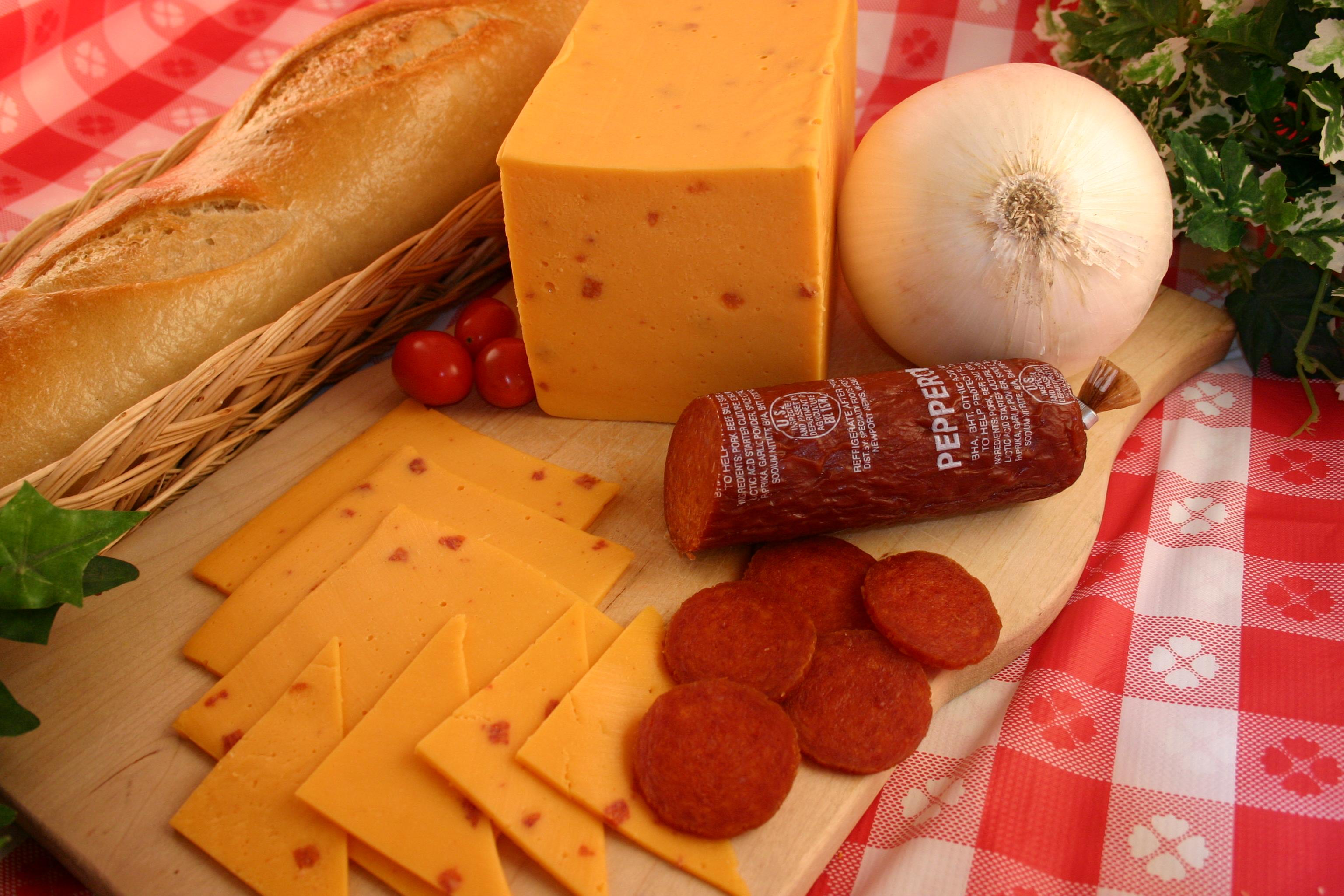 Pepperoni Cheese