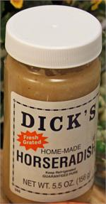 Dick's Homemade Horseradish