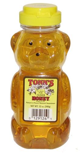 12 Oz. Tonn's Honey Bear