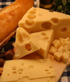 5 Ways to Eat Swiss Cheese