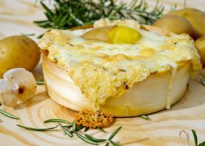 How to Create 3 Different Baked Cheeses