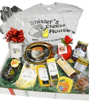 Shisler's Cheese House Deluxe Gift Box