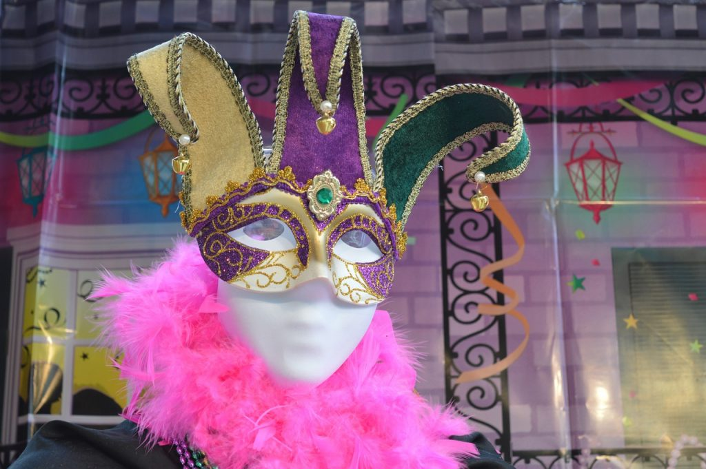 Mardi Gras is Upon Us!