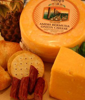 Bermuda Onio Cheese