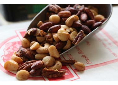 Featured Product:  Heggy's Fresh Roasted Nuts