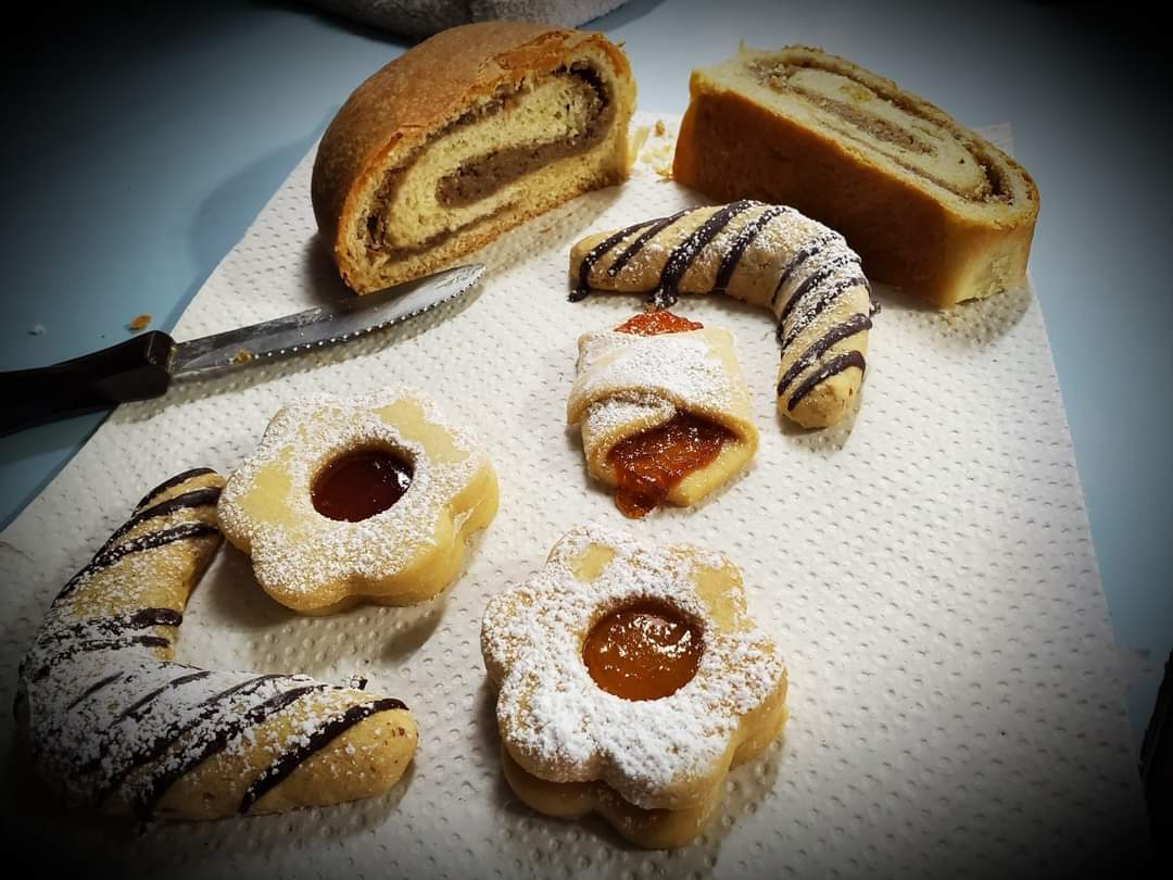 Kiflis:  An Eastern European Holiday Staple